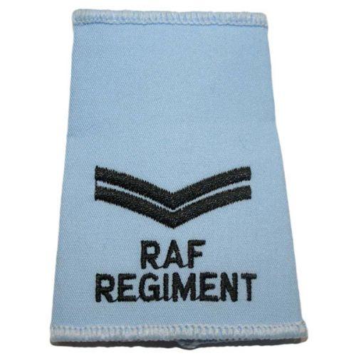 RAF Regiment Rank Slides, Wedgewood, (Cpl)