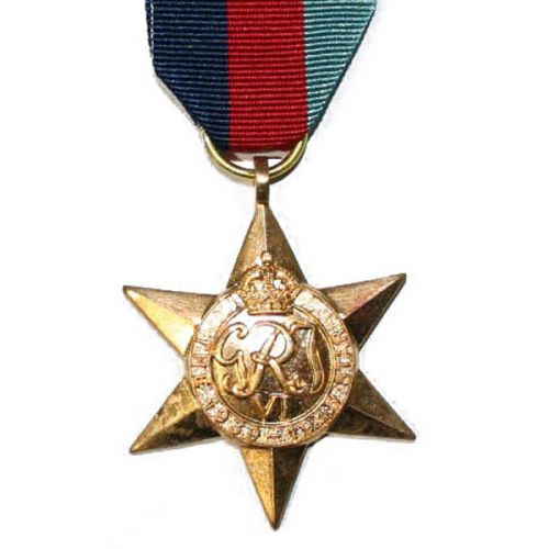 1939 to 1945 Star, Medal
