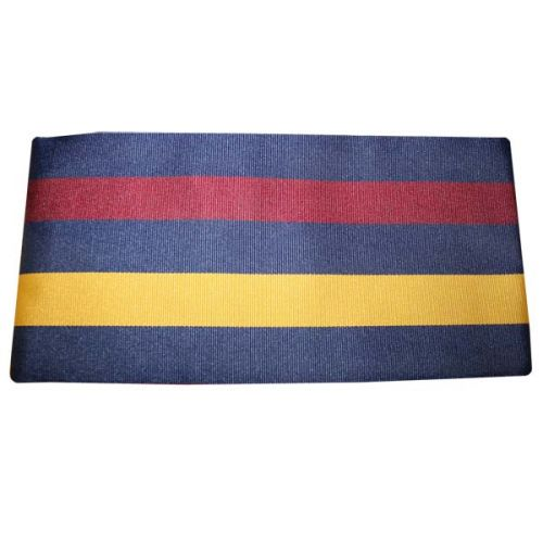RAMC Poly Striped Cravat