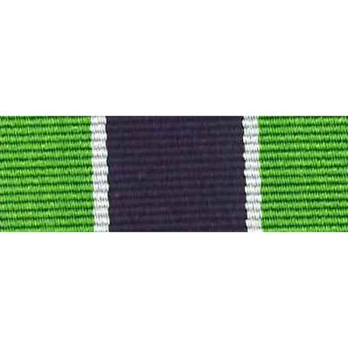Colonial Police Meritorius Service, Medal Ribbon