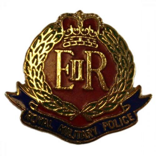 RMP Lapel Badge
