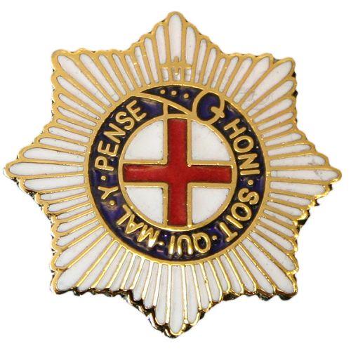 Coldstream Guards Lapel Badge