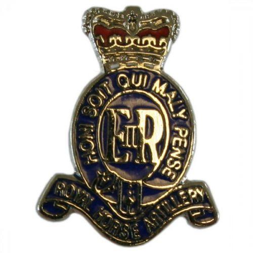 RHA Lapel Badge