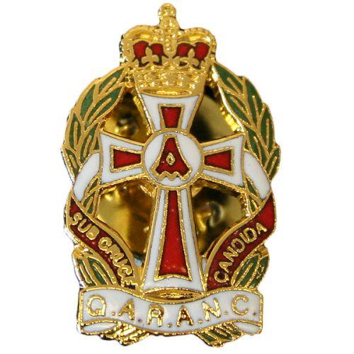 QARANC Lapel Badge