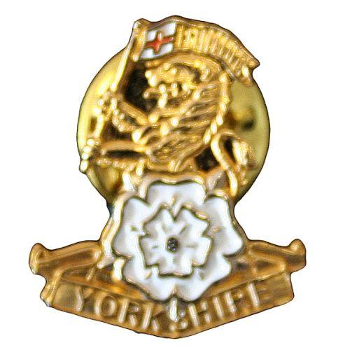 Yorkshire Regiment Lapel Badge