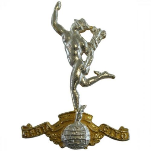 RSigs Officers Collar Badges