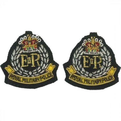 RMP Male Collar Badge