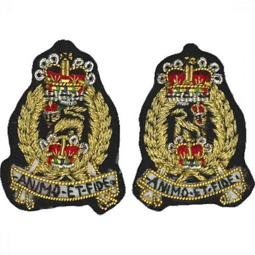 AGC Male Collar Badge