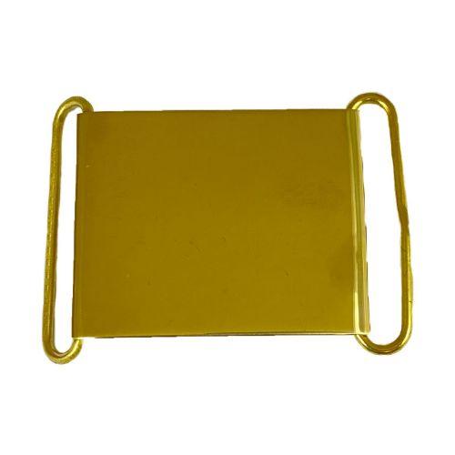 MOD Waist Plate Polished Brass
