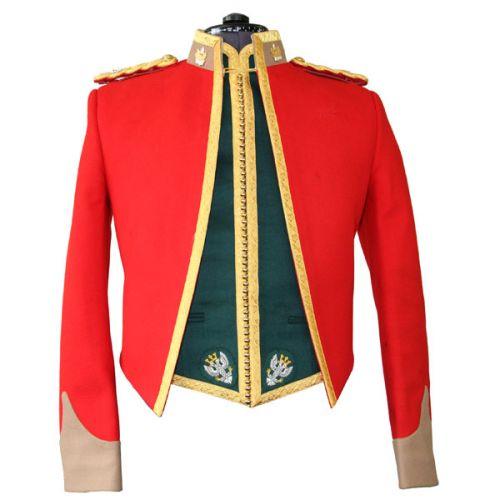 Mercian Regiment Officers Mess Dress