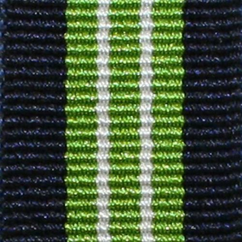 Colonial Special Constabulary, Medal Ribbon (Miniature)