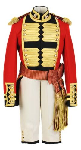 Regency Style Page Boy's Uniform - Design as worn at the Royal Wedding
