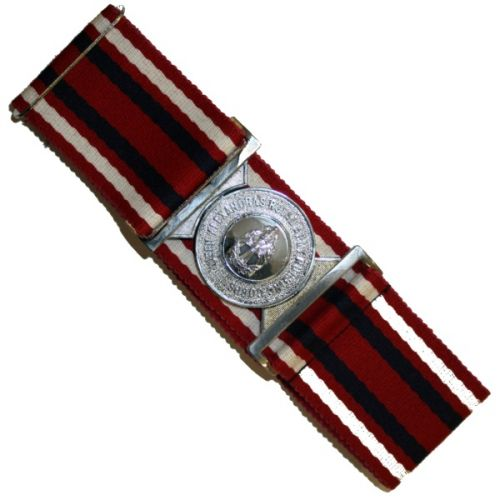 Queen Alexandra's Royal Army Nursing Corps Stable Belt 2 Inch