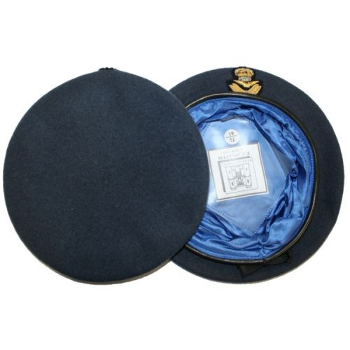 RAF Beret With Badge