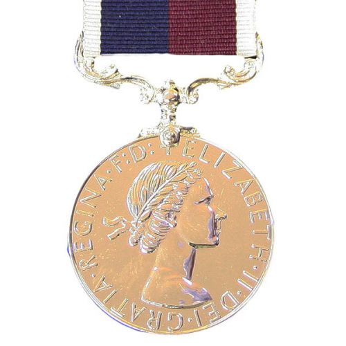 RAF Long Service Good Conduct, E11R, Medal