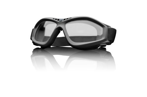 Bullet Ant® Tactical Goggle System Deluxe (Black)
