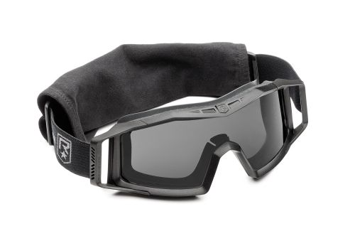 Wolfspider™ Tactical Goggle System (Black)