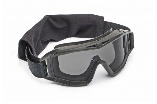 Desert Locust® Military Goggle System Essential (Black)
