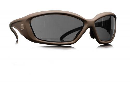 Hellfly® Ballistic Sunglasses (Taupe)