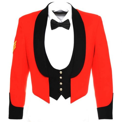 R SIGS - Mess Dress