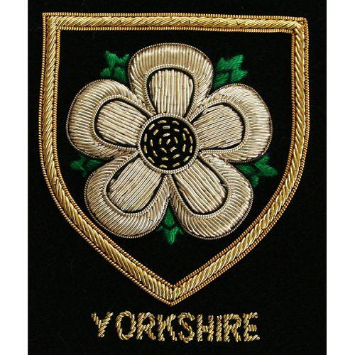 Yorkshire Wire Blazer Badge